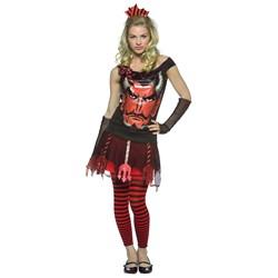 Faces Devil Teen Costume