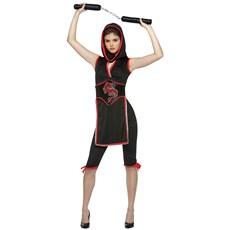Ninja Gal Teen Costume