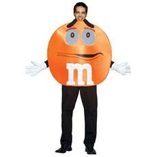 M&Ms Orange Deluxe Teen Costume