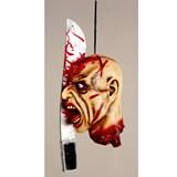 Head Split w/ Machete