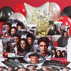 The Twilight Saga: Eclipse Deluxe Party Kit