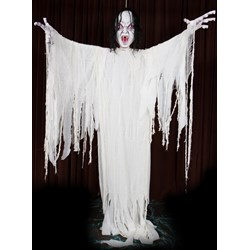 12' Hanging Vampire Girl