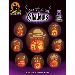 Sensational Shadows Pumpkin Pattern Book