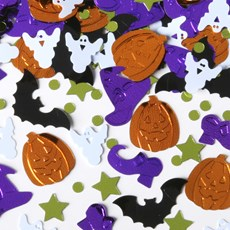 Scary Fun Embossed Confetti