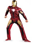 Iron Man Costume - Mark 6 Classic with Muscles