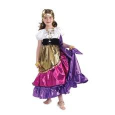 Gypsy Dancer Child Costume