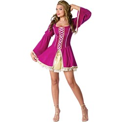 Sexy Guinevere Adult Costume