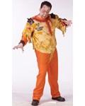 Restraint Zombie Costume
