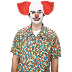 Hairiscary Clown Wig Adult