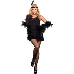 All That Jazz Plus Adult Costume
