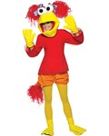 Fraggle Rock Red Costume
