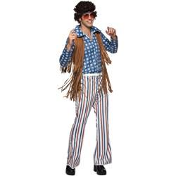 Brady Bunch Greg Brady as Johnny Bravo Adult Costume