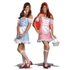 Happily Ever After (Reversible) Teen Costume