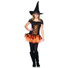 Tutu Witch Teen Costume