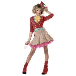 The Mad Hatter Teen Costume