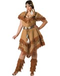 Indian Maiden Plus Costume