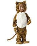 Cuddly Tiger Toddler Costume