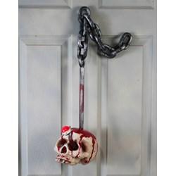 Skull on a Hook
