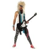 Hair Band Maniac Adult Costume