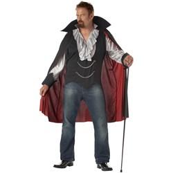 Very Cool Vampire Plus Adult Costume