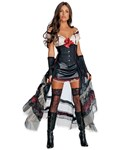 Lilah Costume from Jonah Hex (Red Outfit)
