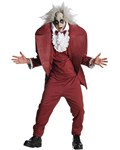 Small Head Beetlejuice Costume (with Inflatable Shoulder)
