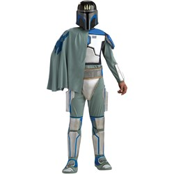 Clone Wars Deluxe Pre Vizsla Adult Costume