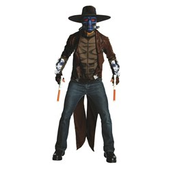 Clone Wars Deluxe Cad Bane Adult Costume