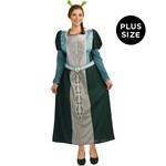 Shrek Forever After - Fiona Plus Adult Costume