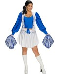 Dallas Cowboys Cheerleader Plus Costume