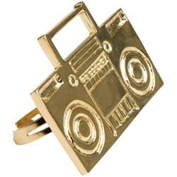 Boombox Ring