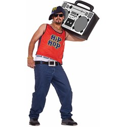 Hip Hop Home Boy Adult Costume