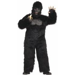 Moving Jaw Gorilla Adult Costume