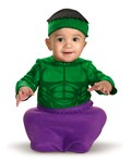 Hulk Bunting Infant Costume