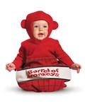 Barrel of Monkeys Infant Costume