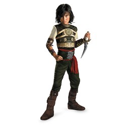 Prince of Persia - Dastan Deluxe Child Costume
