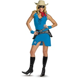 Sexy Lone Ranger Adult Costume