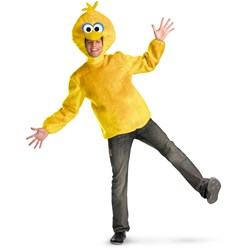 Sesame Street – Big Bird Male Adult Costume