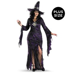 Sorceress Plus Adult Costume