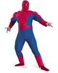 Spider-Man Classic Muscle Plus Costume
