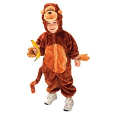 Monkey N' Around Toddler/Child Costume