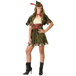 Robin Hood Teen Costume