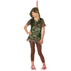 Robin Hoodlum Tween Costume