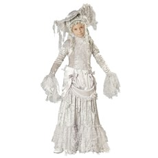 Ghostly Lady Child Costume