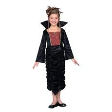 Gothic Vampire Queen Child Costume