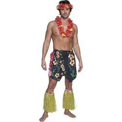 Fever Male Hawaiian Adult Costume