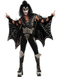 KISS - The Authentic Demon Costume
