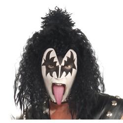 KISS  Demon Adult Wig