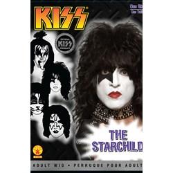 KISS  Starchild Adult Wig
