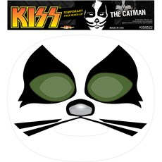 KISS - Catman Temporary Face Makeup